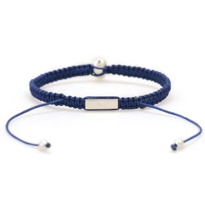 Luxury Skull Bracelet - Blue