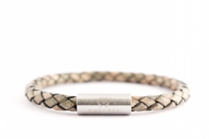 5mm braided leather bracelet