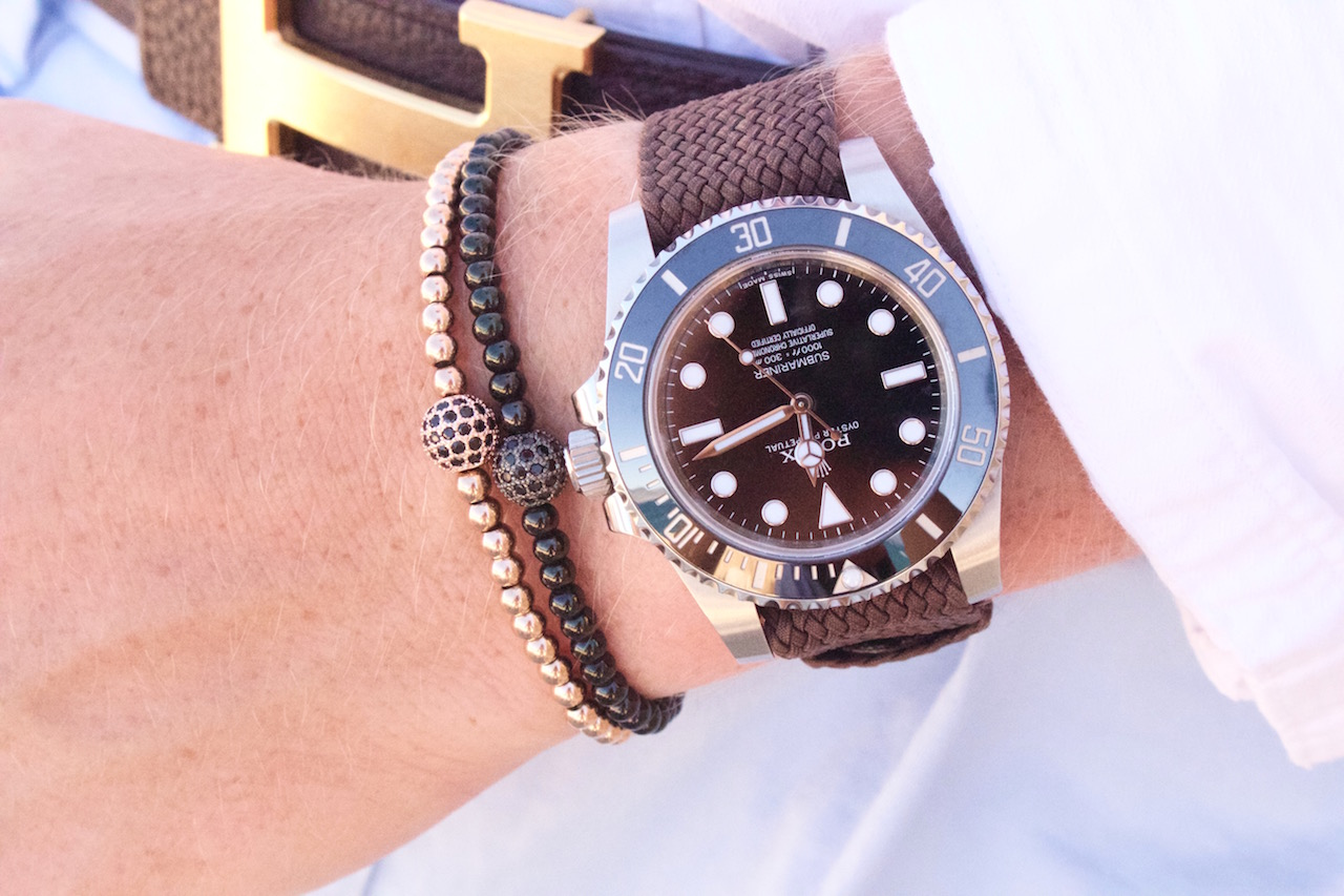 How To Wear Bracelets With Your Watch